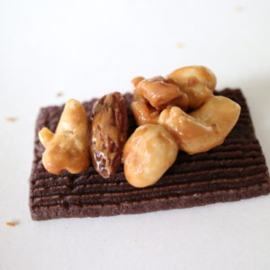 Chocolate Nuts Cookie
